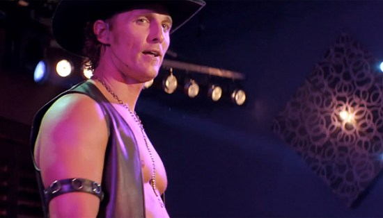 Matthew McConaughy strips it all off in 'Magic Mike'