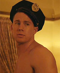 Channing Tatum is 'Magic Mike'