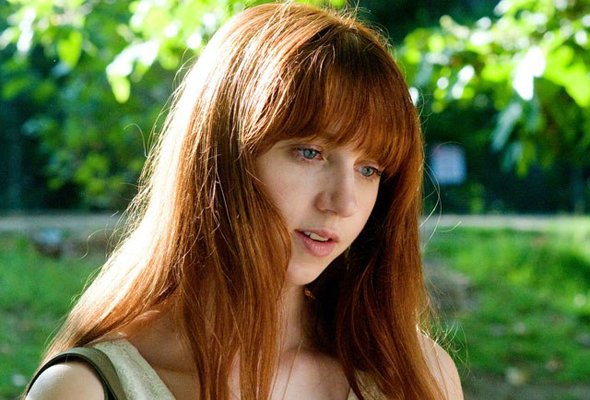 Zoe Kazan stars in, and wrote, 'Ruby Sparks'