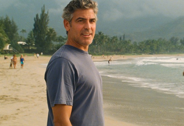 George Clooney stars in 'The Descendants'