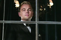 Leonardo DiCaprio is 'The Great Gatsby'
