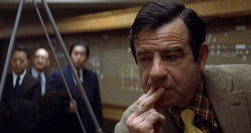 Walter Matthau plots to save the day in 1974's 'The Taking of Pelham One Two Three'