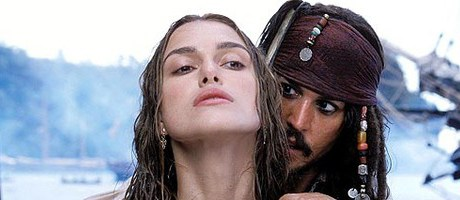 'Pirates of the Caribbean'