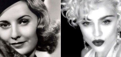 Stanwyck & Madonna