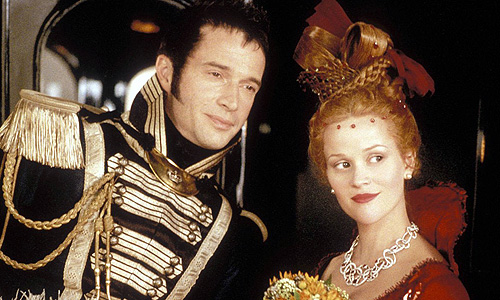 James Purefoy and Reese Witherspoon in 'Vanity Fair'