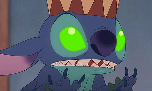 Stitch loses control in 'Lilo and Stitch 2: Stitch has a Glitch'