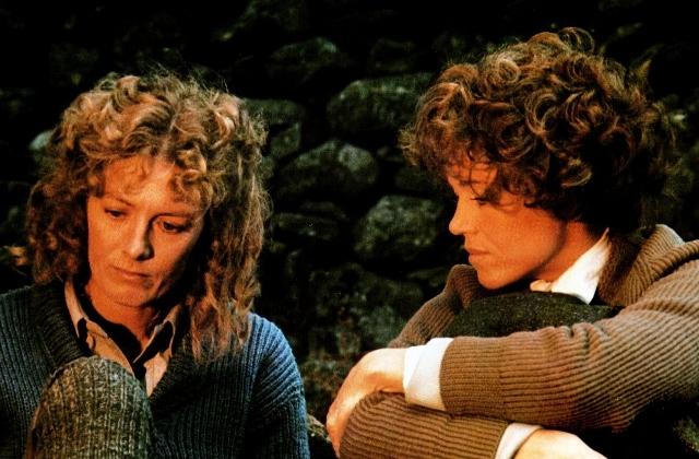 Jane Fonda and Vanessa Redgrave in 'Julia'