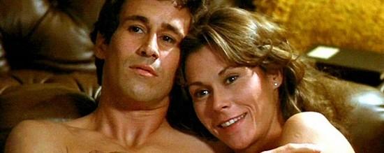 Michael Ontkean and Kate Jackson in 'Making Love'
