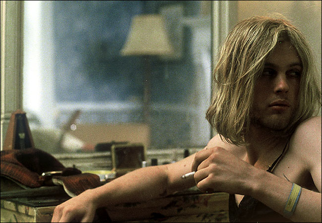 Michael Pitt in 'Last Days'