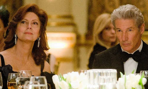 Susan Sarandon and Richard Gere in 'Arbitrage'