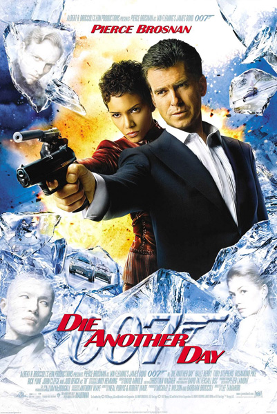 'Die Another Day' movie poster