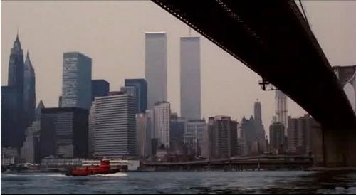 Twin Towers in 'Kill the Irishman'