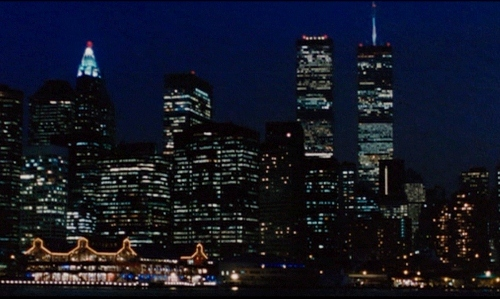 New York City's old skyline is lit up again in 'Rent'