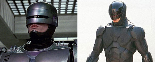 'RoboCop' then now