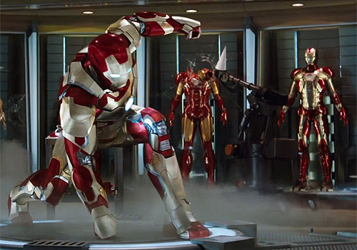 Teaser for a teaser reveals new 'Iron Man 3' armor