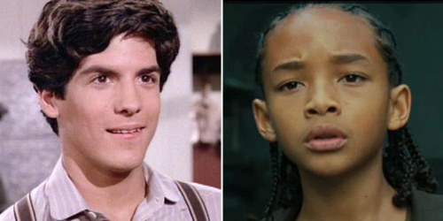 Matthew Laborteaux was both annoying and charming as the Ingalls' adopted son who often got into trouble, Albert - Bringing in Jaden Smith could add some much needed ethnicity to the story, which is over-populated with white faces, but also add some interesting dynamics to the family tale