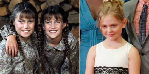 The youngest member of the Ingalls family, Carrie, was played by twins Lindsay and Sidney Greenbush – Emily Alyn Lind delivered a strong, charming performance in 'Won't Back Down' making her an actress worth championing