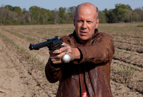 Bruce Willis in 'Looper'