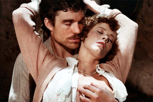 Sylvia Kristel in 'Lady Chatterley's Lover'