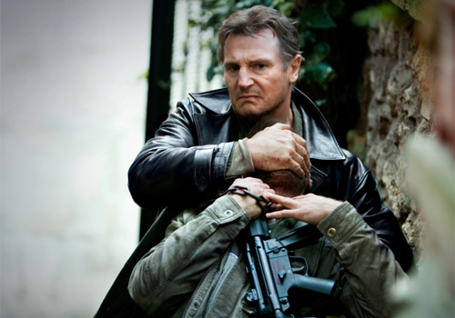 Liam Neeson takes care of business in 'Taken 2'