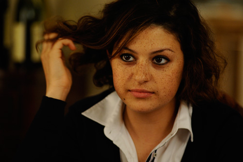 Alia Shawkat in 'The Oranges'