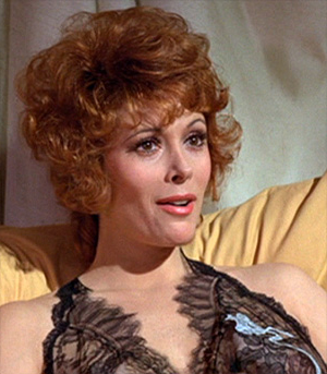 Jill St. John vamps it up in 'Diamonds are Forever'