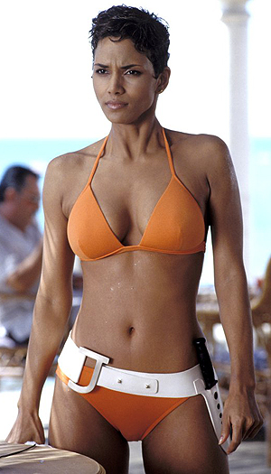 Halle Berry is a CIA operative in 'Die Another Day'