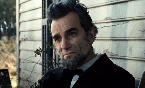 Daniel Day-Lewis is 'Lincoln'