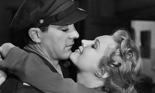 Dana Andrews and Virginia Mayo in 'The Best Years of Our Lives'