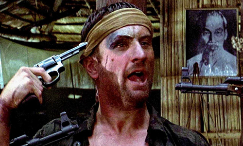 Robert DeNiro in 'The Deer Hunter'