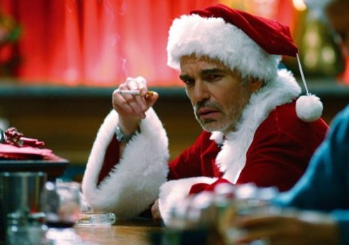 Billy Bob Thornton is one 'Bad Santa'