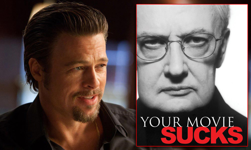 Roger Ebert reviews Brad Pitt's 'Killing Them Softly'... and gets key plot elements completely wrong