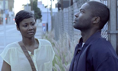 Emayatzy Corinealdi and David Oyelowo in 'Middle of Nowhere'