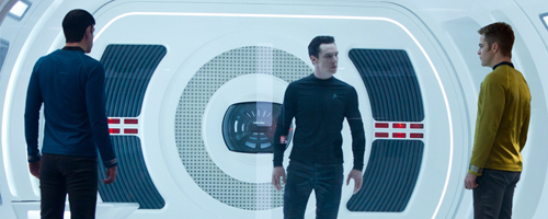 'Star Trek Into Darkness' brig