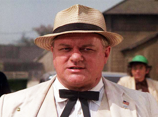 Charles Durning, who passed away at 89, starred at the villain in 'The Muppet Movie'