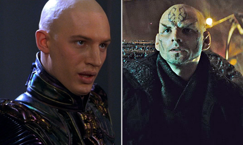 Past 'Star Trek' film villains Shinzon (played by Tom Hardy) and Nero (played by Eric Bana) were both out for revenge