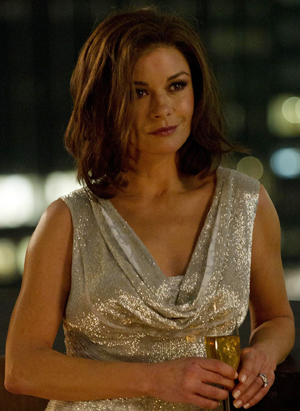 Catherine Zeta-Jones stars in 'Broken City'