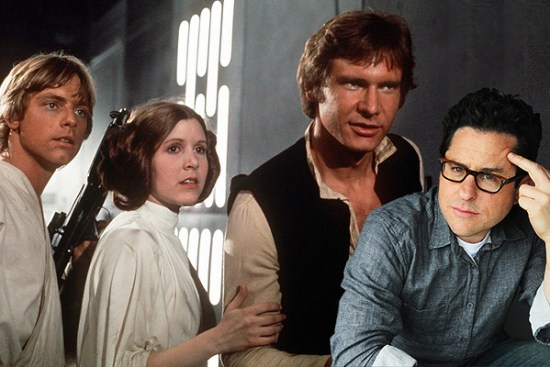J.J. Abrams, geekmeister extraordinaire, is reportedly set to direct the next 'Star Wars' sequel