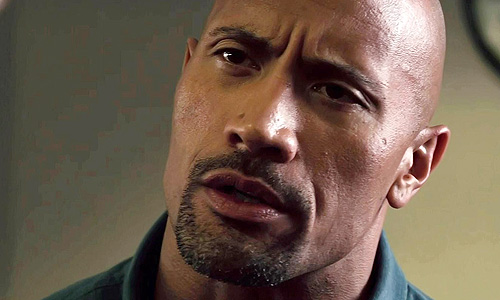 Dwayne Johnson shows his growth as an actor in 'Snitch'