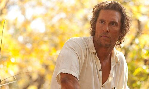 Matthew McConaughey in 'Mud'