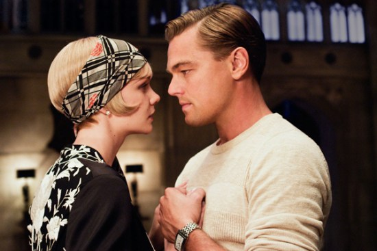 Leonardo DiCaprio and Carey Mulligan in 'The Great Gatsby'