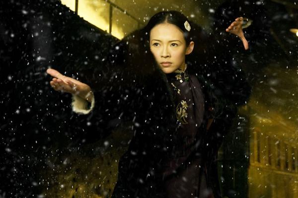 Zhang Ziyi in 'The Grandmaster'