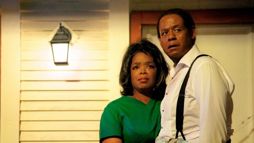 "Oprah Winfrey is the wife of ""Cecil Gaines"" in 'Lee Daniels' The Butler'"