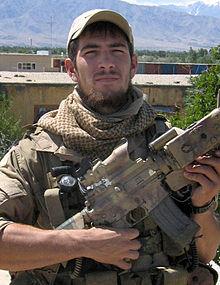 SO2 Danny Dietz, Navy Cross recipient