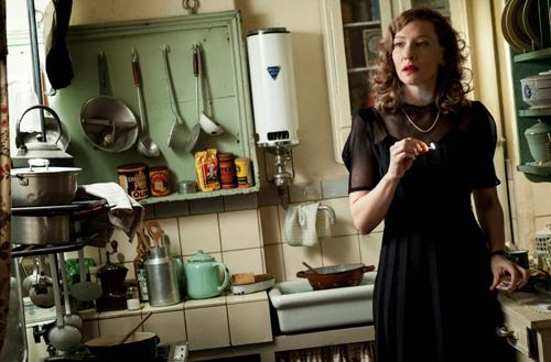 Cate Blanchett co-stars in 'Monuments Men'