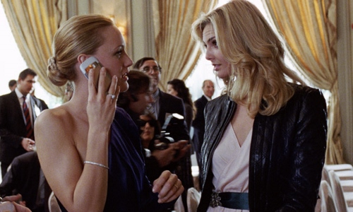 Kelly Bishe and Tamsin Egerton in 'Grand Piano'