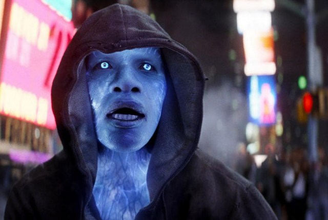 Jamie Foxx sparkles as Electro in 'Amazing Spider-Man 2'