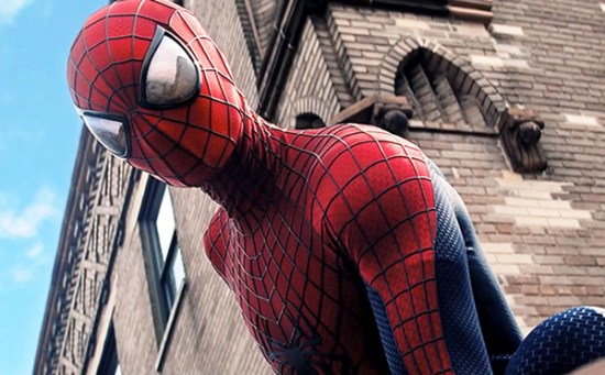 Andrew Garfield spin another web in 'Amazing Spider-Man 2'