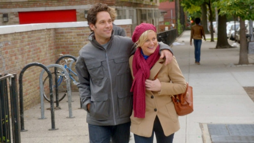 Rudd and Poehler have strong chemistry in 'They Came Together'