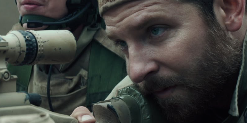 'American Sniper' Hits The Target, Dead Center